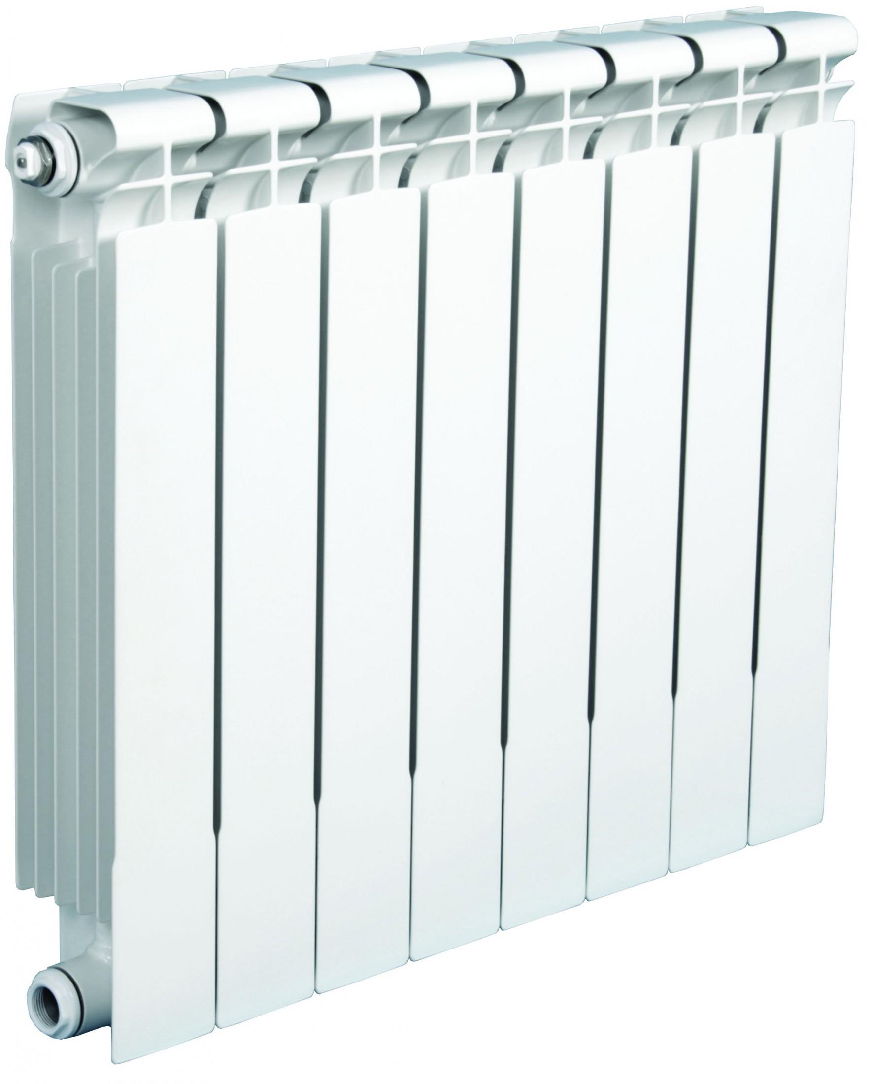 Радиаторы биметаллические в Москве — Сантехкомплект | Продажа сантехники